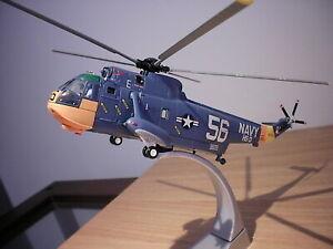 CORGI AA33408 SIKORSKY  SEA KING HELICOPTER HSS-2 HS-3SQN 1962 1:72 SCALE L/E