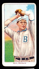 1909-11 T206 GEORGE BELL HAVE ABOVE HEAD BROOKLYN SWEET CAPORAL