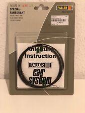 Faller Car System 161670 Fahrdraht Spezial- Draht 10m NEU in OVP