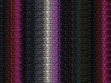 NORO ::Silk Garden Lite #2084:: mohair silk wool yarn 30% OFF Black-Grey-Wine