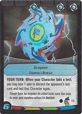 TCG Beyblade détraqué Dragon PROMO FOIL #131 champion's Beyblade