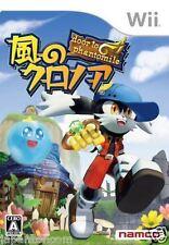 Used Wii Kaze no Klonoa  Nintendo JAPAN JP JAPANESE JAPONAIS IMPORT