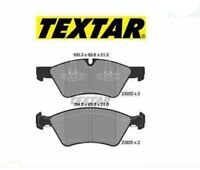 2392201 Kit pastiglie freno a disco Mercedes (MARCA-TEXTAR)