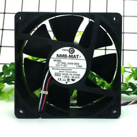 For NMB 4715KL-04W-B56 12V 1.3A 120*38mm for DELL Y4574 server cooling fan