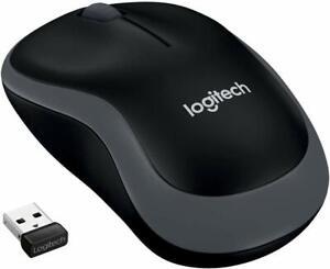 LOGITECH M185 Wireless Optical Mouse PC Mac Laptop Game Mice USB Nano Receiver