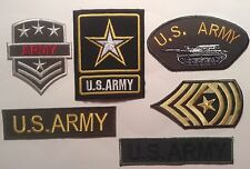 United States Militaria Patches