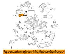 Mercedes MERCEDES-BENZ OEM 02-07 C230 Power Seat Track-Motor 2038201242