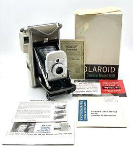Polaroid Model 80b Highlander Land Camera w Box
