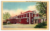 1939 Sunny View Crippled Children's Hospital School, Schenectady, NY Postcard