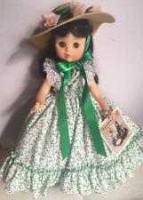 "New in Box Mint 14"" Madame Alexander Scarlett Jubilee Ii Doll #1300 Brand New"
