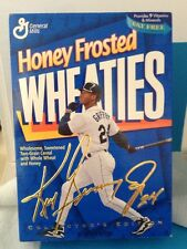 Wheaties Special Edition Cereal Box Ken Griffey