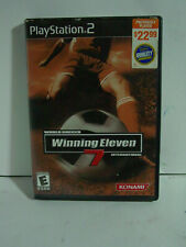 World Soccer Winning Eleven 7 International (Sony PlayStation 2, 2004) CIB PS2