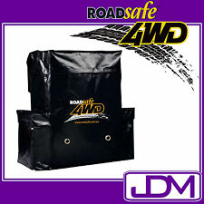 4X4 REAR WHEEL BAG FOR RUBBISH AND RECOVERY GEAR - ROADSAFE 4WD