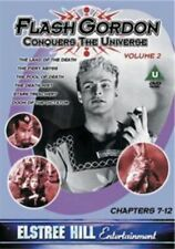 Flash Gordon Conquers The Universe - Chapters 7 to 12 1940 DVD