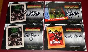 Breygent Classic Sci-fi & Horror Movie Posters 2 - Autograph Card Selection