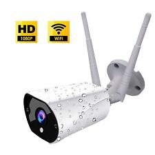 Outdoor IP Camera,Full HD 1080P IP66 Waterproof Home Security Surveillance Syste