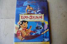 """LILO&STRITCH""""Edizione speciale nr 2 DVD della DISNEY con FINALE ALTERNATIVO"""