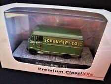 Mercedes LKW Transporter Oldtimer L319 DB Schenker Premium Classixxs 1:43