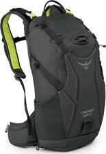 New Osprey Zealot 15 Backpack Size M-L Color Carbide Grey