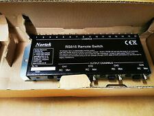 Nortek Rs816 Remote Switch Cctv Brand New