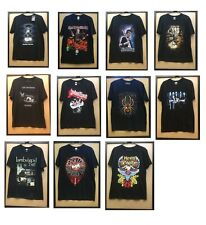 More details for music bands t-shirt