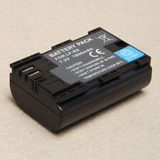 LP-E6 LP-E6N Battery For Canon EOS 80D 7D 70D 6D 60D 5D Mark II III DSLR Camera