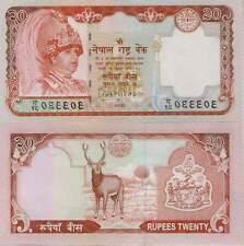 P47   Nepal  20 Rupees   2002  U15 UNC