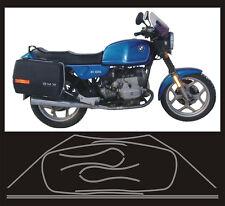 Adesivo BMW R 65 monolever 1985 azzurro - adesivi/adhesives/stickers/decal