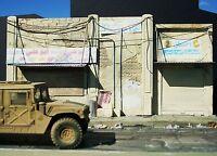 Dioramas Plus DP18 Iraqi Street Scene.Simple Construction! 1/35 Scale Model Kit