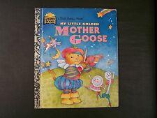 LITTLE GOLDEN BOOK - MY LITTLE GOLDEN MOTHER GOOSE