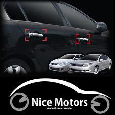 Chrome Door Handle Molding Cover 9P 1Set Renault Latitude SM5 Safrane 2010 2012