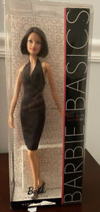 Mattel Barbie Basics Doll Model Muse No. 11 Theresa Face Collection 001 NRFB