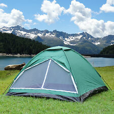 Ultra-Light Hunting Camping Hiking Backpacking Large Light Tent Dark Green