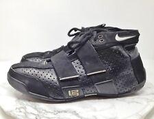 Nike Lebron James Black High Top Basketball Shoes Size 14