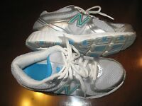 Womens New Balance Athletic Running Walking Shoes WE440SB1 Size 8 VGPO Sneakers