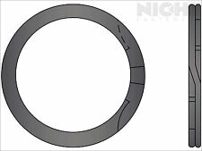 Spiral Retaining Ring Internal Md 2-1/2 Steel (8 Pieces)