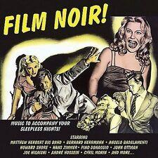 VARIOUS ARTISTS - FILM NOIR! [MILAN] (NEW CD)