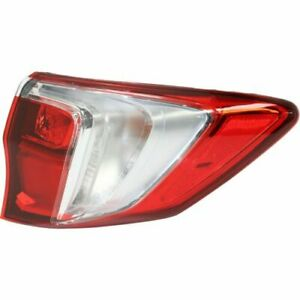 FIT FOR ACURA RDX 2016 2017 2018 REAR TAIL LAMP RIGHT PASSENGER 33500-TX4-A51