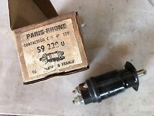 paris rhone Contacteur, Solenoide 59220, Ced 48 12v
