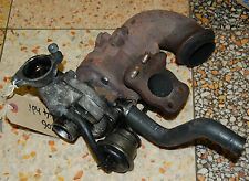 FORD FIESTA - 206 207 C2 C3 TURBO CHARGER 1.4 TDCI KP35487599