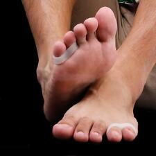 Footful Little/Pinky Toe Gel Straightener Separators Bunion Valgus Corrector