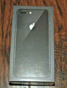 New Straight Talk Apple iPhone 8 Plus 128GB Space Gray MYDW2LL/A Prepaid A1864