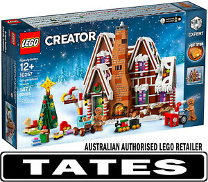 LEGO 10267 Gingerbread House  - Creator  Expert from Tates Toyworld