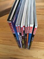 Misc X-Men HC TPB Lot of 9 Marvel Comics Remainder Mark Legends Fairy Tales