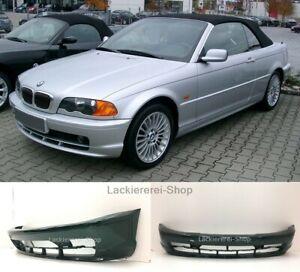 BMW 3er E46 Coupe&Cabrio 1999-2003 STOßSTANGE VORNE lackiert in WUNSCHFARBE,NEU