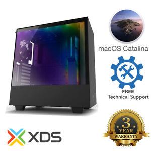 i9 9900K 5.0GHz 8 Core, 32GB 3000MHZ,1TB M2.0,8GB RX 580 TB3 Hackintosh Catalina
