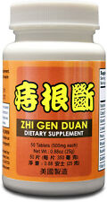 Zhi Gen Duan Supplement Helps Remedy Hemorrhoids Ease Discomfort Made in USA