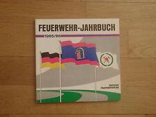 Feuerwehr-Jahrbuch 1985/86