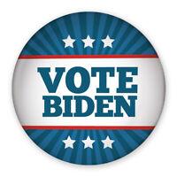 "3"" Political Campaign Pin - Vote Joe Biden - United States President 2020"