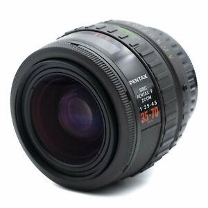 Pentax SMC Pentax-F Zoom 35 - 70mm f/3.5 - 4.5 Lens (Pentax K(AF) Mount)